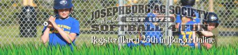 Softball-4-Fun Program