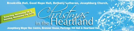 Join us for Christmas in the Heartland