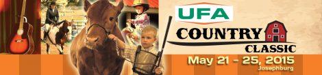 UFA Country Classic in Josephburg